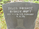 Detail, headstone, Cockle Creek Cemetery (photo Kay Wilson 2012) - No known copyright restrictions