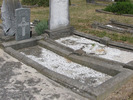 Grave, Linwood Cemetery (photo Sarndra Lees January 2010) - Image has All Rights Reserved.
