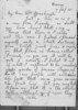 Letter from Jack Barrett 7/8/ 1918 to Mrs Greenbough (?) enclosing a pressed rose picked in France near the front, describes where he found it - No known copyright restrictions