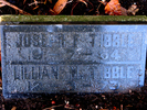 Headstone, Linwood Avenue Memorial Gardens (photo 2007) - No known copyright restrictions