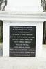 Commemoration plaque, St John's Anglican Church, New Zealand Wars Memorial (photo J. Halpin 2010) - CC BY John Halpin