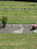 Grave, Purewa Cemetery (photo Sarndra Lees, February 2010) - Image has All Rights Reserved.