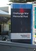 Sign, Auckland Council, Onehunga War Memorial Swimming Pool (photo John Halpin, March 2012) - CC BY John Halpin