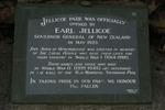 Dedication tablet, Onehunga Arch of Remembrance, Jellicoe Park (photo John Halpin, March 2012) - CC BY John Halpin