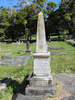 Grave, Sherson family, Waikumete Cemetery, Auckland (photo Sarndra Lees 2013) - Image has All Rights Reserved.