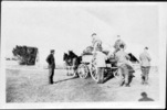 Isolation Camp, WW1, loading wagon (front) - No known copyright restrictions