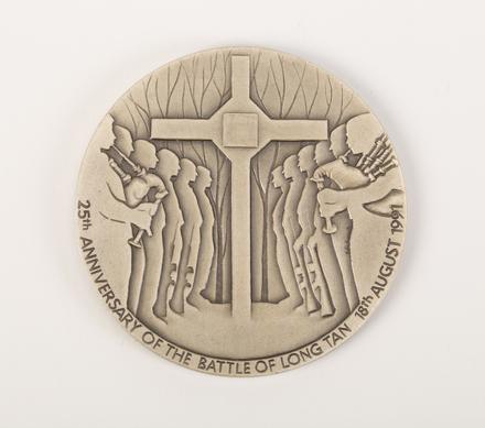 medal, commemorative, 2015.x.101