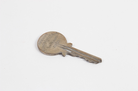 key, presentation col.2382.36