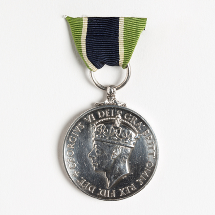 Colonial Police Medal for Meritorious Service 2001.25.623.1