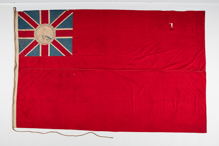 flag, commemorative, F028