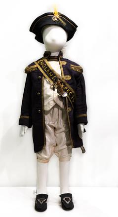 costume, fancy dress 2001.5.1