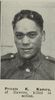 Private K. Kamira, of Rawene, killed in action. Sir George Grey Special Collections, Auckland Libraries, AWNS-19410625-26-27. Image may be subject to copyright restrictions
