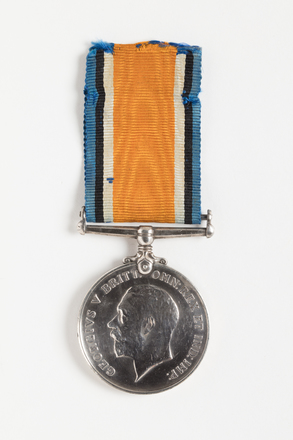 medal, campaign, W1342.2, W0300, N2680, Spink: 144, Photographed by Dani Lucas , digital, 17 Oct 2016, © Auckland Museum CC BY