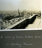 """""""A view of Cairo taken from a Military Prison"""", Photo Album in Egypt of 638 Charles Honori Parks. Image kindly provided by Parks family. Image has no known copyright restrictions."""