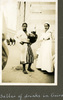 """""""Seller of drinks in Cairo"""", Photo Album in Egypt of 638 Charles Honori Parks. Image kindly provided by Parks family. Image has no known copyright restrictions."""