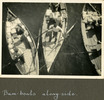 """""""Bum-boats along-side"""", Photo Album in Egypt of 638 Charles Honori Parks. Image kindly provided by Parks family. Image has no known copyright restrictions."""
