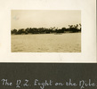 """A rowing crew on the Nile river, """"The N. Z. Eight on the Nile"""", Photo Album in Egypt of 638 Charles Honori Parks. Image kindly provided by Parks family. Image has no known copyright restrictions."""