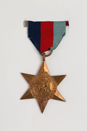 medal, campaign, N1544, S154, Photographed by: Rohan Mills, photographer, digital, 29 Dec 2016, © Auckland Museum CC BY