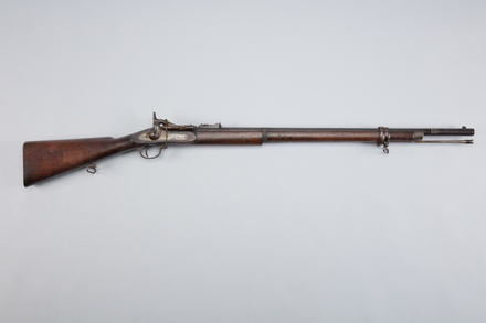 rifle, W0168, 97354.09 (1921), 286271 (1977), Photographed by Richard NG, digital, 22 Feb 2017, © Auckland Museum CC BY