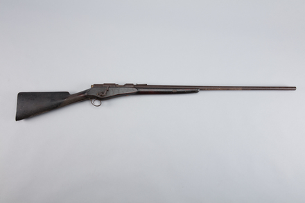 shotgun, 1932.485, W0597, 393783, Photographed by Richard NG, digital, 16 Mar 2017, © Auckland Museum CC BY