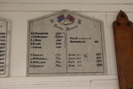 Greenlane Presbyterian Church Memorial Board, 211 Great South Rd, Greenlane 1051. Image provided by John Halpin 2014, CC BY John Halpin 2014