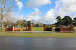 Greenhithe War Memorial Park, Roland Road, Auckland. Image provided by John Halpin 2012, CC BY John Halpin 2012.