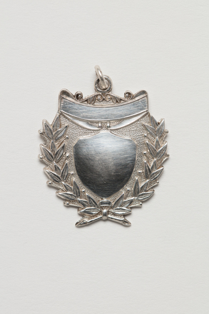 medal, prize, 1999.155.84, Photographed by Denise Baynham, digital, 10 Jul 2017, © Auckland Museum CC BY