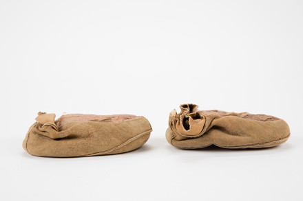 slippers, moccasin