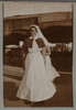 "Unknown, photographer (1915-1916). ""Sister Nutsey"". [Agnes (Peggy) Williams photograph album]. Auckland War Memorial Museum - Tāmaki Paenga Hira PH-2017-2-2-p30-2. No known copyright restrictions."