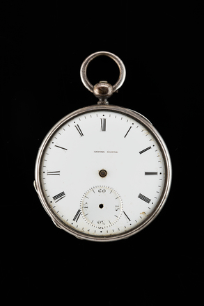 watch, H158, Photographed by Jennifer Carol, 20 Oct 0207, © Auckland Museum CC BY