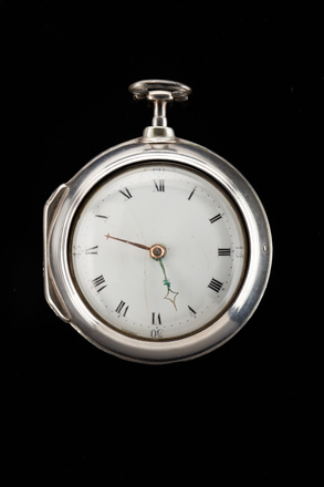 watch, 1948.104, H241, 30109, 118, Photographed by Jennifer Carol, digital, 27 Oct 2017, © Auckland Museum CC BY