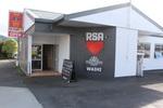 Waihi RSA exterior, 71 Seddon Avenue, Waihi 3610. Image provided by John Halpin 2013, CC BY John Halpin 2013