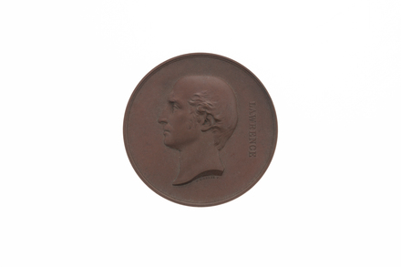 medal, commemorative, 1932.233, N2286, 18033.6, 691, Photographed by Denise Baynham, digital, 15 Jan 2018, © Auckland Museum CC BY