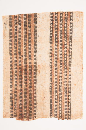 bark cloth, 1922.11, 8908, Photographed by Denise Baynham, digital, 22 Mar 2018, Cultural Permissions Apply