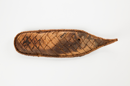 sandal, 13060, Photographed by Jennifer Carol, digital, 03 May 2018, © Auckland Museum CC BY