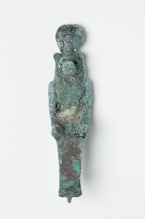 Figurine, 1998.31.2, 53417, Photographed by Jennifer Carol, digital, 22 May 2018, © Auckland Museum CC BY