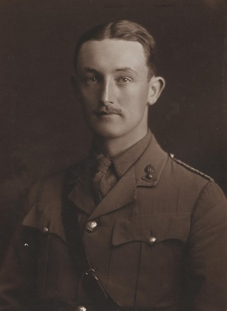 Portrait of Captain Groves Edward Daniell, Archives New Zealand, R24184956. Image may be subject to copyright restriction.