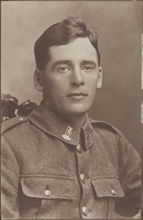 Portrait of Lance Corporal Myles Kerrigan, Archives New Zealand, AALZ 25044 4 / F1603 12. Image is subject to copyright restrictions.