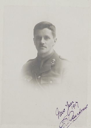 Portrait of Major Duncan Eric Gardner, Archives New Zealand, AALZ 25044 2 / F1121 15. Image is subject to copyright restrictions.
