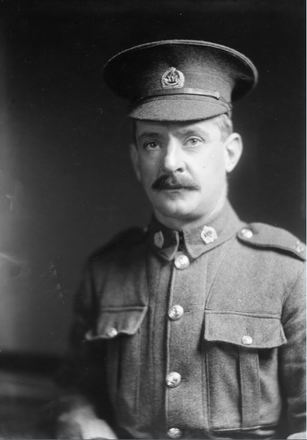 Photograph of Sergeant Richard Kenneth Cowles 27667. Image kindly provided by Bernice Brooks (November 2018). Image has no known copyright restrictions.
