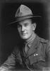 Portrait of Lieutenant Thomas Brown. Image sourced from Imperial War Museums' 'Bond of Sacrifice' collection. ©IWM HU 114539