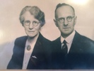 Portrait of Herbert and Mabel Anstice. Image kindly provided by Sharon Eyres (February 2019). Image may be subject to copyright restrictions.