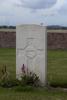 Headstone of Driver Horace Falconer Cobb (2/222A). Divisional Cemetery, Ieper, West-Vlaanderen, Belgium. New Zealand War Graves Trust (BEAZ1049). CC BY-NC-ND 4.0.
