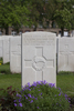 Headstone of Lieutenant Colonel George Augustus King (11/680). Ypres Reservoir Cemetery, Ieper, Belgium. New Zealand War Graves Trust (BEEZ8010). CC BY-NC-ND 4.0.