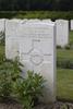 Headstone of Lieutenant John Candlish Allen (24304). Dozinghem Military Cemetery, Poperinge, West-Vlaanderen, Belgium. New Zealand War Graves Trust (BEBC0196). CC BY-NC-ND 4.0.