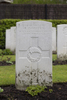 Headstone of Private Leslie Dorreen (34651). Strand Military Cemetery, Comines-Warneton, Hainaut, Belgium. New Zealand War Graves Trust (BEEB7180). CC BY-NC-ND 4.0.
