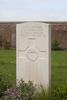 Headstone of Captain Samuel Arnold Atkinson (14714). La Plus Douve Farm Cemetery, Comines-Warneton, Hainaut, Belgium, Belgium. New Zealand War Graves Trust (BECF0435). CC BY-NC-ND 4.0.