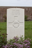 Headstone of Sapper Robert Alexander McKay (12681). La Plus Douve Farm Cemetery, Comines-Warneton, Hainaut, Belgium, Belgium. New Zealand War Graves Trust (BECF0428). CC BY-NC-ND 4.0.