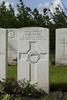 Headstone of Private Moses McBride (29802). Wulverghem-Lindenhoek Road Military Cemetery, Heuvelland, West-Vlaanderen, Belgium. New Zealand War Graves Trust (BEEW8607). CC BY-NC-ND 4.0.