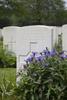 Headstone of Lieutenant Hugh Alexander Forrest (30104). New Irish Farm Cemetery, Ieper, West-Vlaanderen, Belgium. New Zealand War Graves Trust (BECY0593). CC BY-NC-ND 4.0.